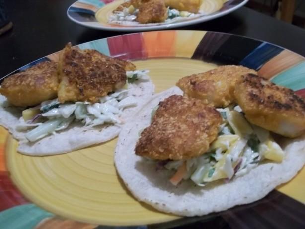 Capn Crunch Cod Fish) Tacos By Food Dudes Recipe - Food.com