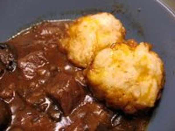 Jamie Oliver - Beef And Guinness Stew With Dumplings Recipe - Food.com