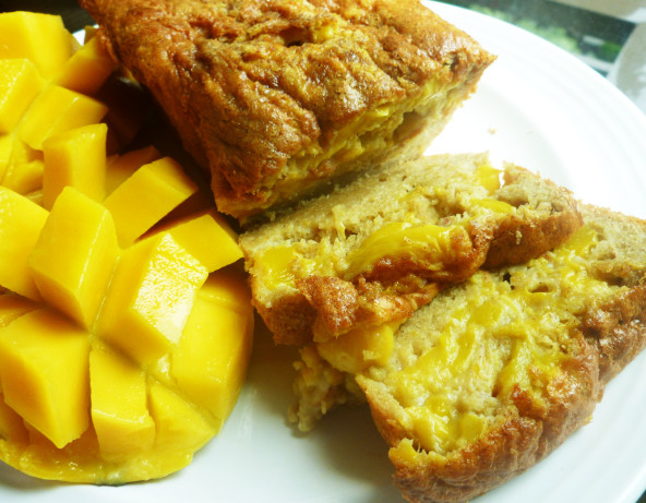 mango nut bread mango mac nut bread for orange mango nut bread mango ...