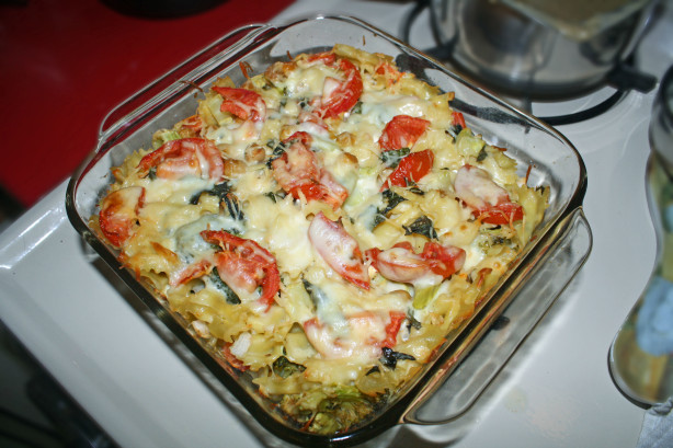 Tomato, Broccoli, And Mozzarella Casserole Recipe - Food.com