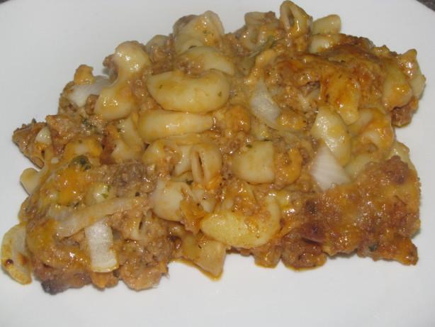 Cheesy Barbecue Casserole Recipe - Food.com
