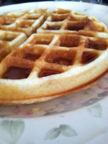 Classic Belgian Waffle Recipe - Food.com
