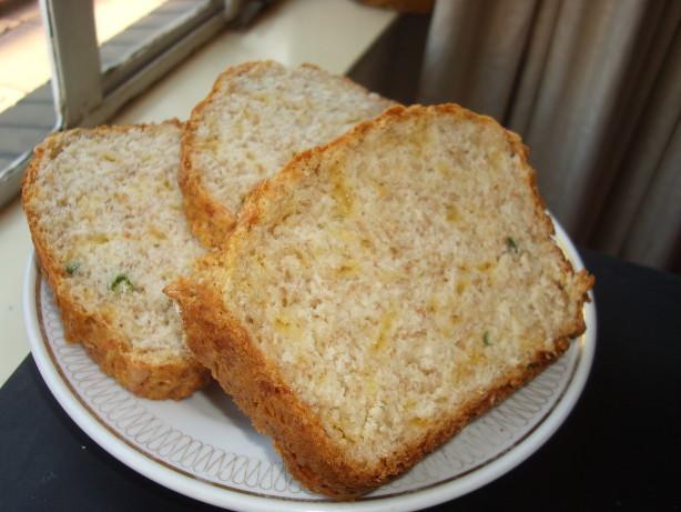 Cheddar Herb Beer Bread Recipe Food Com