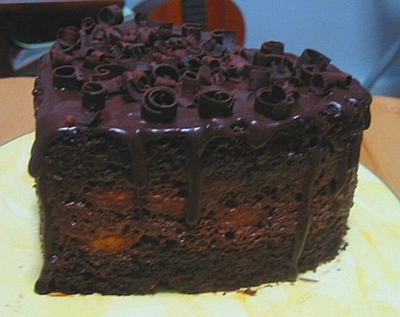 Glazed Chocolate Layer Cake Recipes — Dishmaps