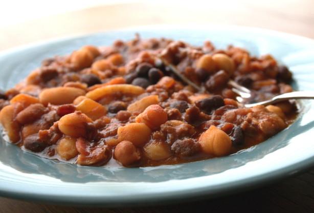 Crock Pot Baked Beans Bananza Recipe - Food.com
