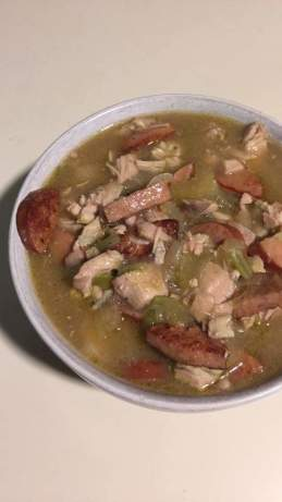 how to cook chicken and sausage gumbo