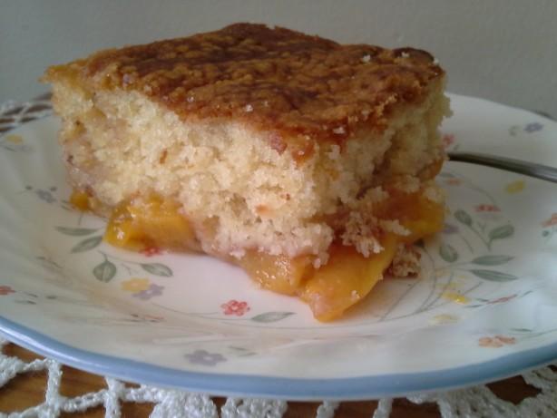 Easy Peach Cobbler Recipe - Food.com