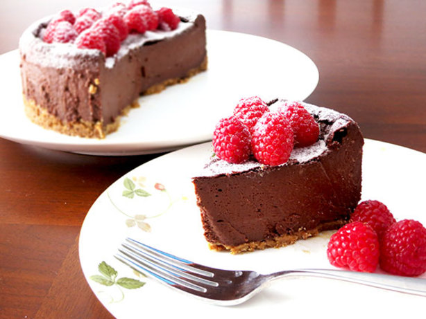 Gluten-Free, Soy-Free, Vegan Chocolate Cheesecake Recipe - Food.com