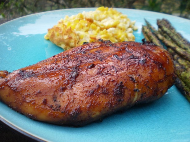 Grilled Asian Chicken Recipe - Food.com