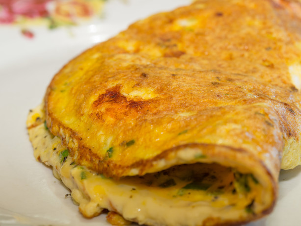 Prawn And Chive Omelette Recipe - Food.com