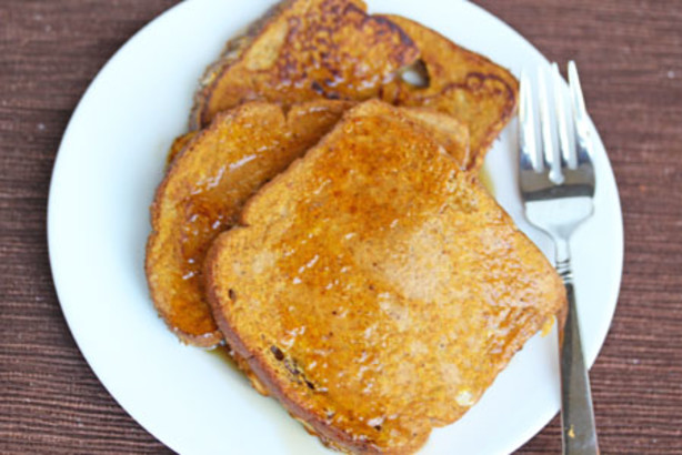 Pumpkin Pie French Toast Recipe - Food.com