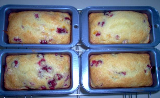 Lennies Cranberry Mandarin Mini Loaves Recipe Food Com