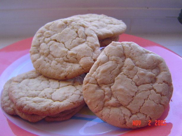 Chewy Maple Cookies Recipe - Food.com