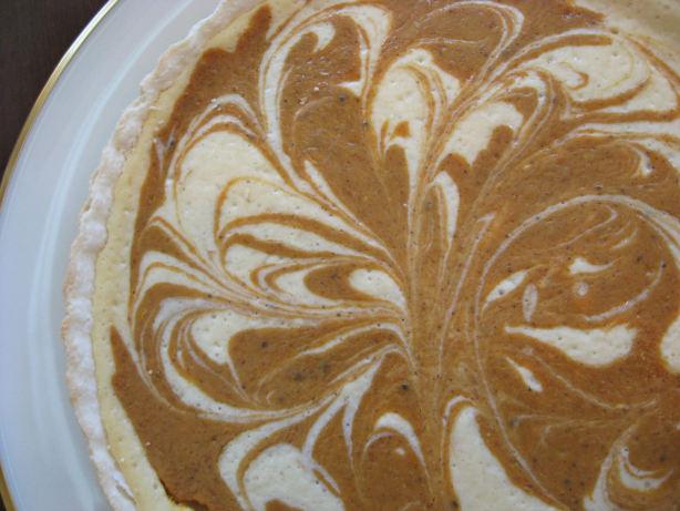 Pumpkin-Swirl Cheesecake Tart Recipe - Food.com
