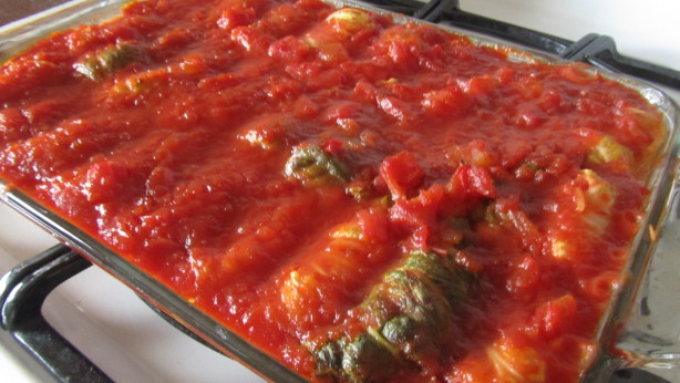 ... And Sour Braised Pork Stuffed Napa Cabbage Rolls Recipe - Food.com