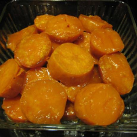 Honey-Glazed Sweet Potatoes Recipe - Food.com