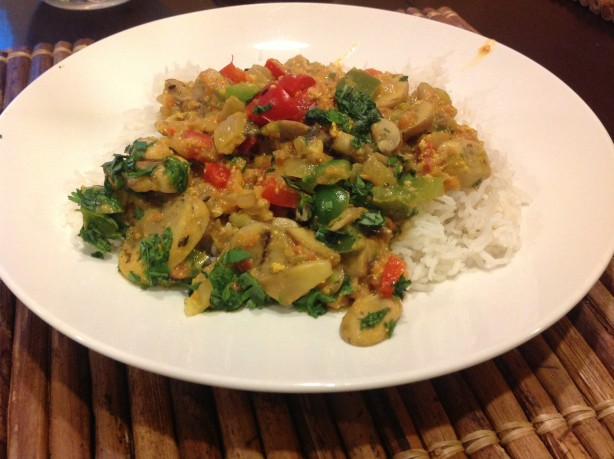 Mushroom Tikka Masala Recipe - Food.com