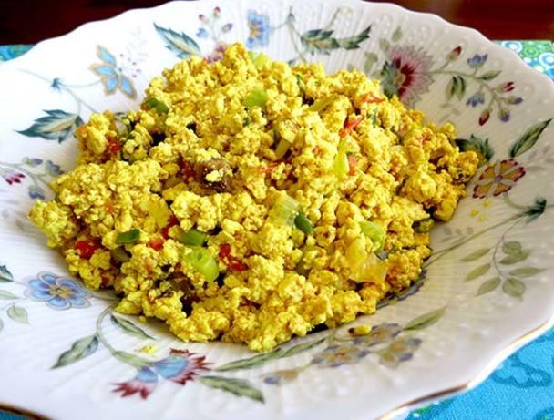 Curried Tofu Scramble Recipe - Food.com