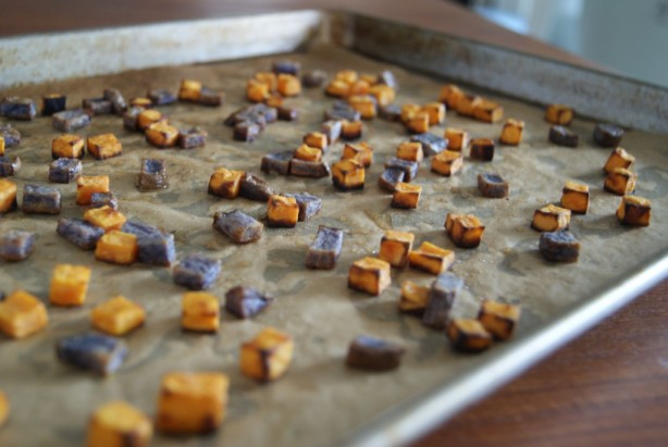 Crunchy Sweet Potato Fries Or Croutons Recipe - Food.com