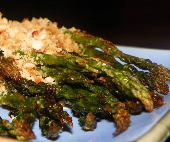 how to cook crunchy asparagus