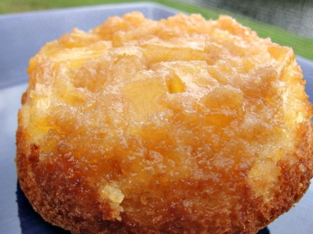 Mini Pineapple Upside Down Cakes Recipe Food Com