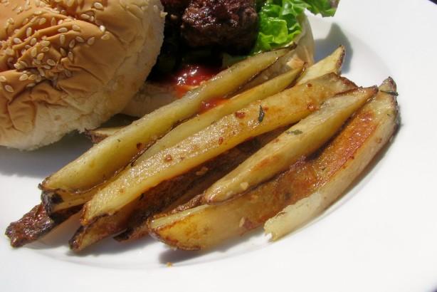 Oven Garlic Fries Recipe - Food.com