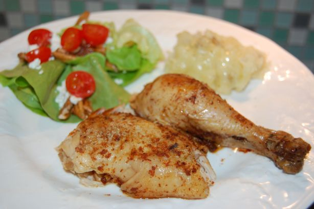 The Best Whole Chicken In A Crock Pot Recipe