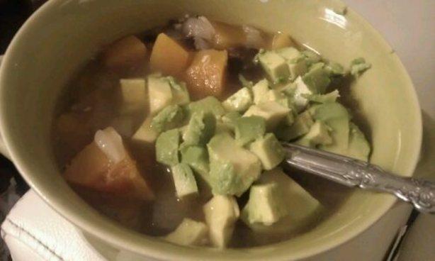 Black Bean And Butternut Squash Soup Recipe - Food.com