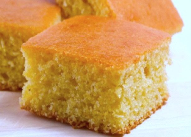Maple-Butter Glazed Corn Bread Recipe - Food.com