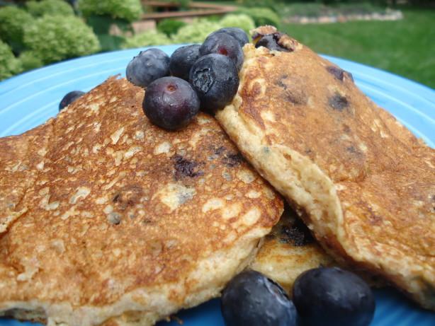 Blueberry Spelt Pancakes Recipe - Food.com