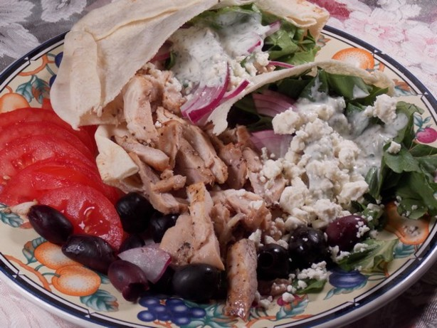 Chicken Souvlaki Gyro Style Recipe - Food.com
