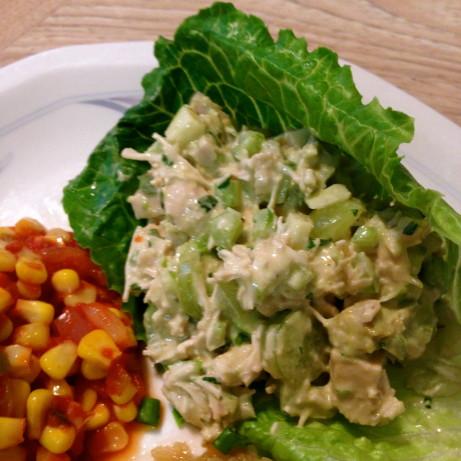 Emerald Chicken Salad Recipe - Food.com