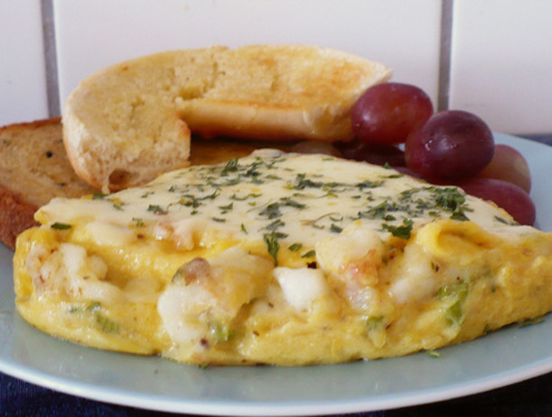 LOBSTER OR CRAB OMELET Recipe - Food.com