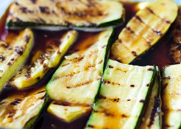 Squash Recipe: Grilled Summer Squash Recipes