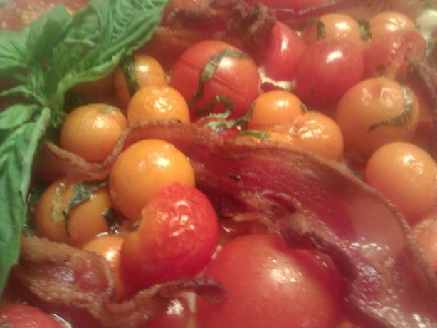 Fresh And Savory Tomato Pie Recipe — Dishmaps