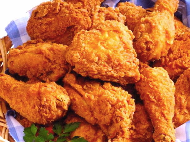 Savory Southern Fried Chicken Recipe - Food.com