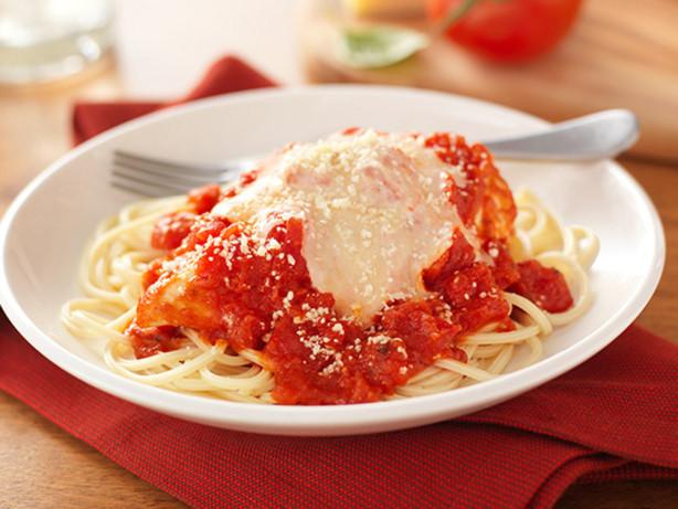 Easy Chicken Parmesan Recipe - Food.com