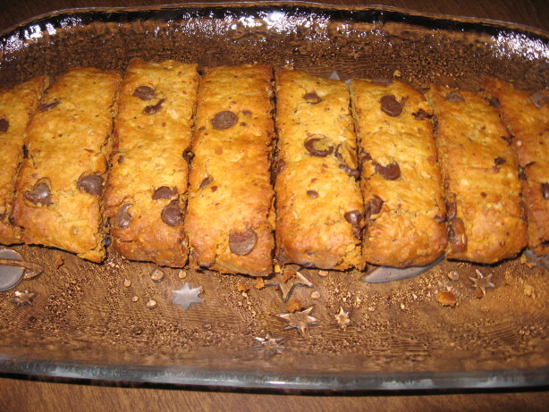 Gluten Free Chocolate Chip Biscotti Recipe - Food.com