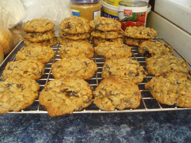 Hemp Granola Seed Cookies Recipe - Food.com