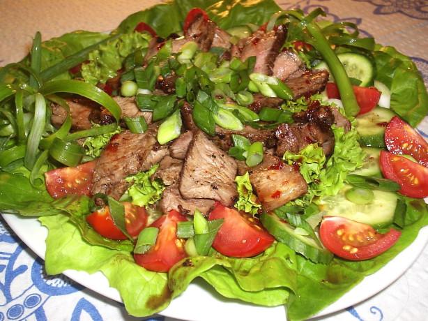 my o my best thai beef salad ever recipe