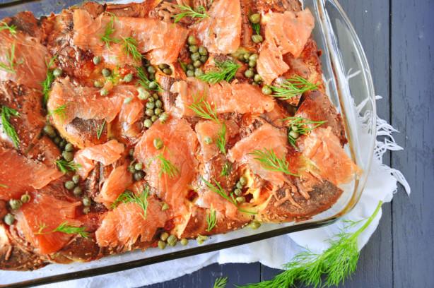 Smitten Kitchen New York Breakfast Casserole