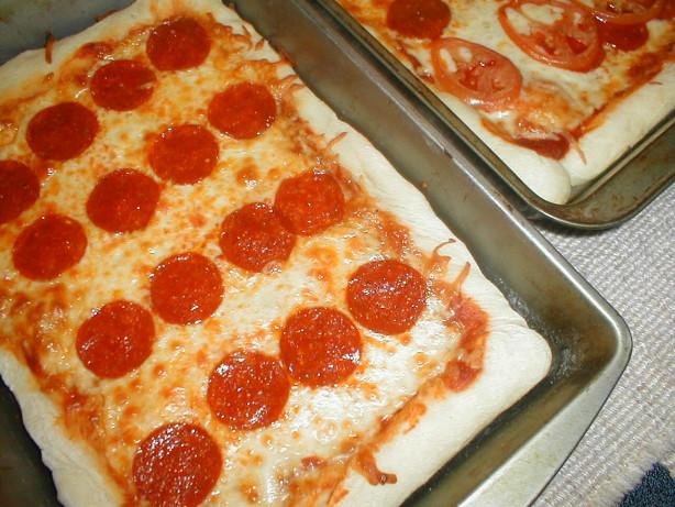 best pizza dough recipe bread machine