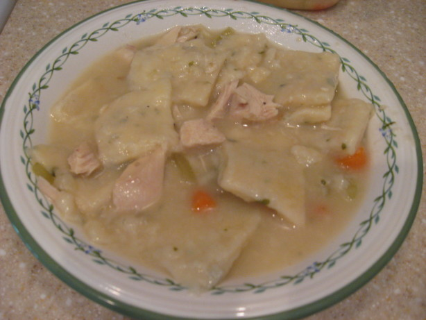 Another Southern Chicken And Dumpling Recipe - Food.com