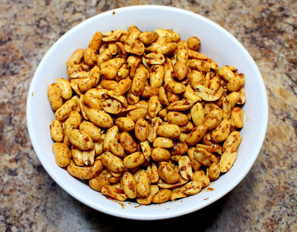 Hot Chili Peanuts Recipe - Food.com
