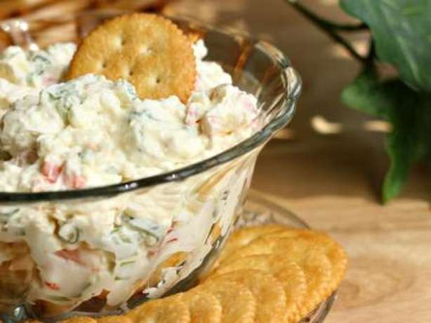 Simple Crab Salad Recipe — Dishmaps