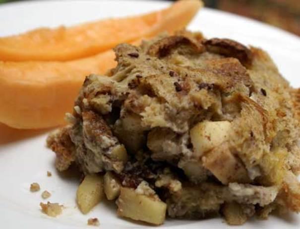 Caramel Apple Breakfast Casserole Recipe - Food.com
