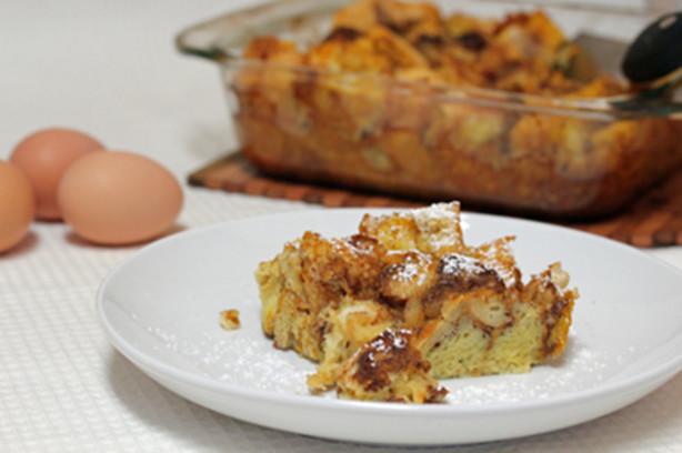 Pumpkin Spice French Toast Bake Recipe - Food.com