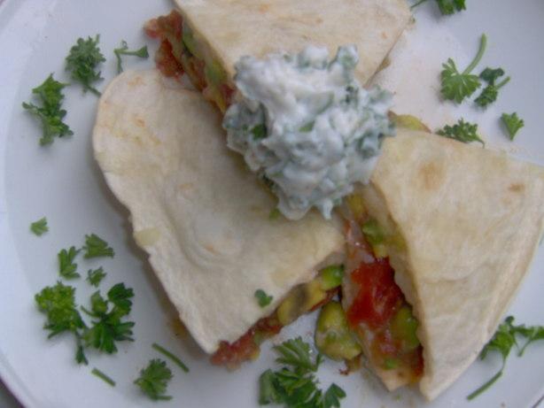 Avocado Quesadillas Recipe - Food.com
