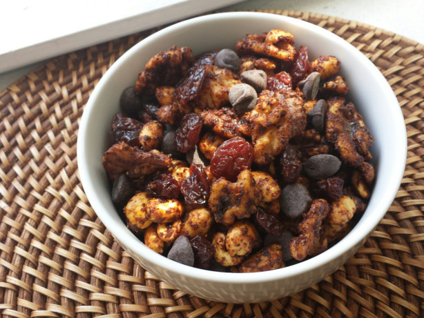 Spiced Nut Mix Recipe Food Network