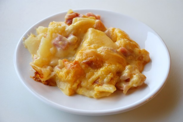 Scalloped Potatoes And Ham Recipe - Food.com
